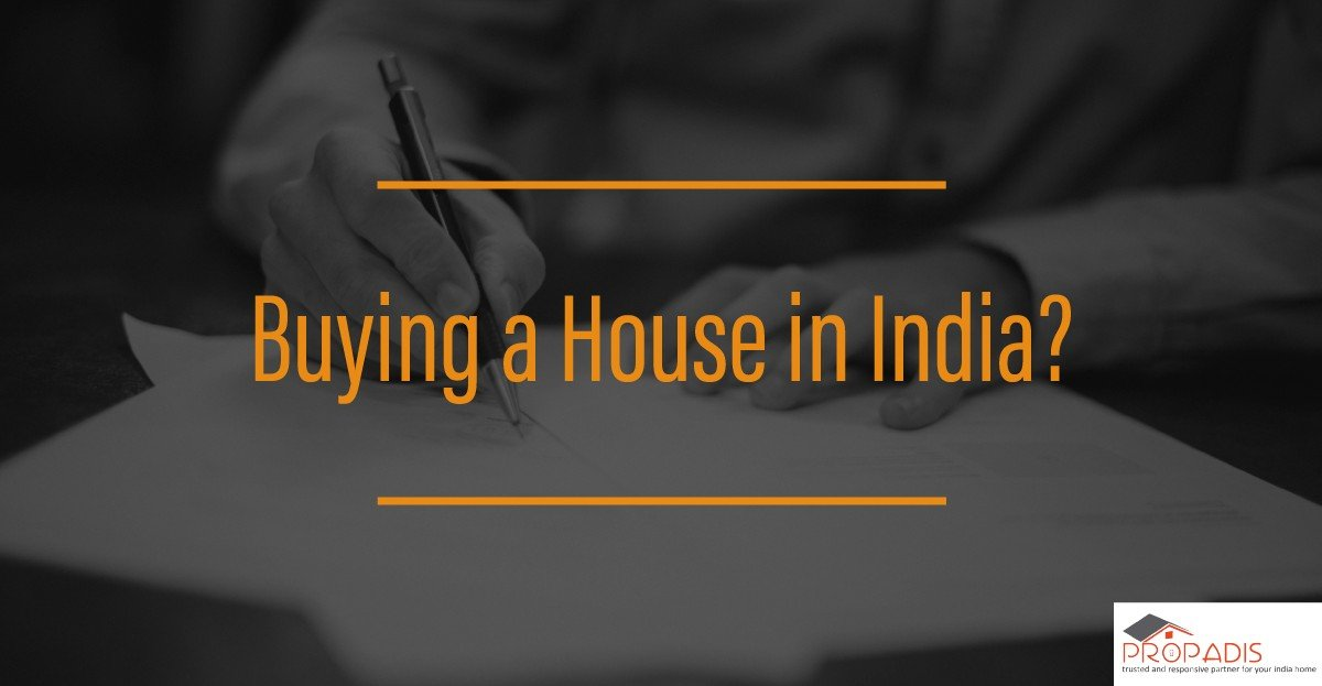 documents needed to buy a house in India