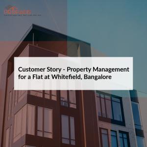 Bangalore property management services